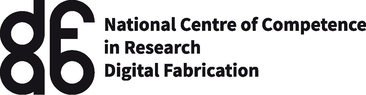 NCCR Digital Fabrication logo