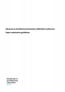 AAG2016 paper submission guidelines